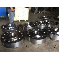 Buy cheap Chemical Industry Duplex Stainless Steel Flanges ASME B16.5 RF FF RTJ 150# - 2500# 254SMO S31254 DIN 1.4547 from wholesalers