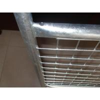 Buy cheap Hot Dipped Galvanized Temporary Fence Temporary Cyclone Fencing AS4687-2007 from wholesalers