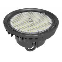 Buy cheap Warehouse LED UFO High Bay Light 120lm/W 100-240W Meanwell Driver Aluminum from wholesalers
