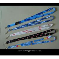 Buy cheap hot sale Fashion ECO-friendly lanyard with breakaway and metal claw from wholesalers
