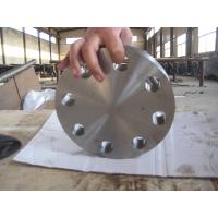 Buy cheap RF FF RTJ Sealing Surface WN Blind Flange ASTM B564 UNS N08011 ASME B16.47 Series A from wholesalers