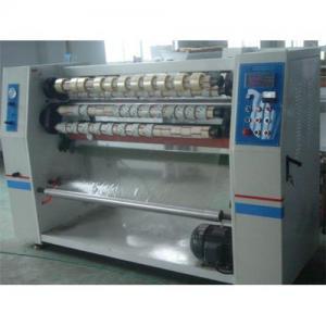 China Bopp tape slitter rewinder on sale
