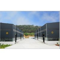 Modern steel structure warehouse for LW6 Manufactures
