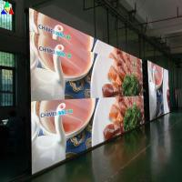 Buy cheap HD Rental Led Advertising Display P4.81 With Fixed Installation from wholesalers