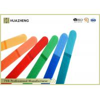 Buy cheap Small Colored Reusable Releasable Cable Ties Adhesive For Bags / Garments from wholesalers