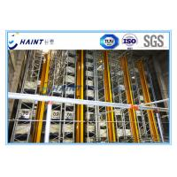 Wholesale Steel Automated Storage Retrieval System , Automated Warehouse System Heavy Duty from china suppliers