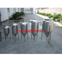 New product stainless steel 25 gallon beer fermenter Manufactures