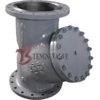 Buy cheap OEM Water Y Strainer Filter , Natural Gas Y Strainer 1/2 Inch - 36 Inch from wholesalers