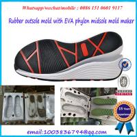 Buy cheap Commercial Rubber Shoe Mold Durable Sports Shoes Outsole Mold product