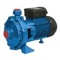 Cast Iron Multistage Centrifugal Pump / High Pressure Centrifugal Pump With 50M Max Head Manufactures