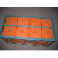 Buy cheap Martensitic Steel Casting Ball Mill Lining For Ball Mills DF086 from wholesalers