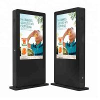 Buy cheap Android 7.1 OS Outdoor LCD Digital Signage 43 Inch WIFI Network Support 3g/4g from wholesalers