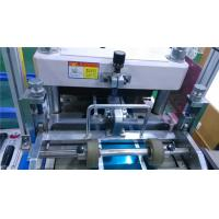 Masking Adhesive Tape Label Die Cutting Machine With Hot Stamping Function Manufactures