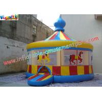 Buy cheap Custom Outdoor Adult Inflatable Large PVC Tarpaulin Commercial Bouncy Castles for Rent product