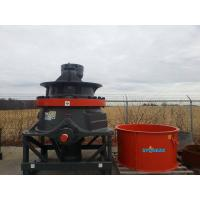 Buy cheap Stable Quarry Hydraulic Cone Crusher For Secondary Crushing High Power AC Motor from wholesalers