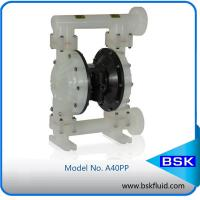 Wholesale Corrosion Resistant Air Driven Double Diaphragm Pump Polypropylene Diaphragm Pump from china suppliers