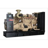 Buy cheap 550KVA Cummins Generator Set , 50Hz , 3 Phase , 4-Cycle from wholesalers
