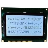 Wholesale STN Dot Matrix Graphic LCD Module 93*70mm AIP31020 Controller Type from china suppliers