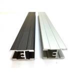 Buy cheap 6000 Series Furniture Anodized Wardrobe Aluminium Profile Sliding Wardrobe Door Frame from wholesalers