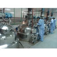 Dishwashing Liquid Detergent Manufacturing Plant ISO9001 Certification