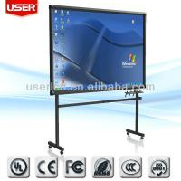 Buy cheap Biggest Multi touch monitor/USB touch screen monitor/ touch LCD monitor with TV from wholesalers