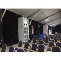 Buy cheap Floor Mounted Outdoor Party Event AC Units 104.4kw 3 Phase / Air Conditioning Units For Tents from wholesalers