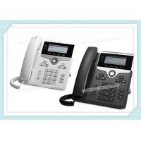 Buy cheap CP-7821-K9 Cisco UC Phone 7821 VoIP Supply White And Black Two Colors from wholesalers