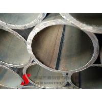 Wholesale Cold Drawn Round Welded Steel Pipe , Weldable Steel Tubing For Auto Parts from china suppliers