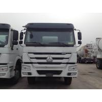 Buy cheap Sinotruk Howo 336HP 6X4 Concrete Mixer Truck With 8cbm Cubage And WD Engine from wholesalers