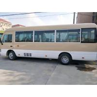 Buy cheap 6 Cylinder Second Hand Toyota Coaster Bus 23 - 30 Seats Cool Air Condition Left Hand Drive from wholesalers