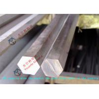 China Duplex Black UNS S32760 Stainless Steel Round Bars , Boiler Hot Rolled Steel Bar on sale