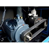 Buy cheap Hydrogen Helium Cng Belt Driven Air Compressor Rotary For Wood Field from wholesalers
