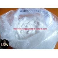 Buy cheap 99% Purity CAS 315-37-7 White Cutting Cycle Steroids Powder Testosterone product