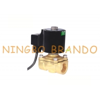 Buy cheap 1/2 Inch Underwater Brass Solenoid Valve IP68 For Musical Water Fountain 24VDC 220VAC from wholesalers