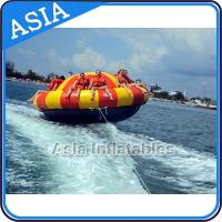 Wholesale Spinning Inflatable Disc Boat For 12 People / Inflatable Spin Boat Water toys from china suppliers
