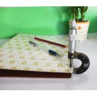Buy cheap A4 Paper Expandable File Folders / 3 Ring Binder Pocket Folders for Stationery from wholesalers