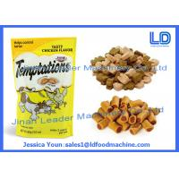 Buy cheap Stainless Steel Dog / Cat / Fish Pet Food Process Line Mixing / Cutting / Drying Fish Meal from wholesalers