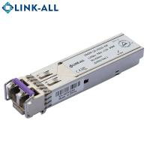 Buy cheap 1.25G 1550nm SFP Module single mode fiber optical SFP Transceiver Modules, 80km from wholesalers