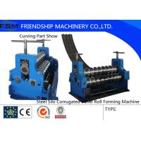Buy cheap Corrugated Sheet Rotary Bender Corrugated Roll Forming Machine Thinckness 2mm - 4mm from wholesalers
