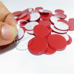 Buy cheap Waterproof VHB Acrylic Foam Tape , Pressure Sensitive Tape Round Glue Adhesive Dots from wholesalers