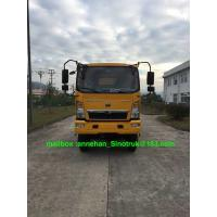 Buy cheap 4x4 5-10t Load Capaicty Light Duty Commercial Trucks Sinotruk Brand Euro3 Lhd from wholesalers