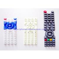 Wholesale Switch Silicone Rubber Keypad Remote Control Button for Stroke 0.2 ~ 3.0mm from china suppliers