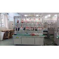 China Three Phase Energy Meter TestEquipment,12 positions,class 0.1%,Laboratory Planning and set up on sale
