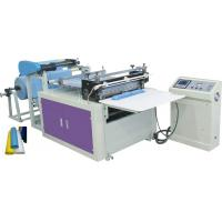 Buy cheap Multi Color  Spunbond Non Woven Fabric Cutting Machine With Speed 20-120m/Min from wholesalers