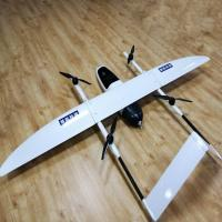 Buy cheap Light Weight Carbon Drone Frame UAV Mapping Drone Long Range Survey UAV RTK Positioning Drone from wholesalers