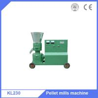 Buy cheap straw wood waste grass wood chipping making granulator for stove fuel from wholesalers