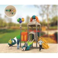 Buy cheap balloon theme kids outdoor playground games outside play equipment for schools from wholesalers
