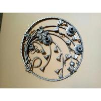 Buy cheap wrought iron groupware for staircase from wholesalers