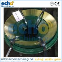 Buy cheap stone cone crusher parts concave and mantle with high manganese Mn13%,Mn18%,Mn22% from wholesalers