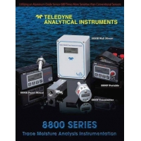 Buy cheap Trace Teledyne Analytical Instruments , 8800p Teledyne Gas Moisture Analyzer from wholesalers